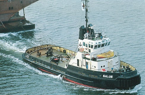 Photo of m/v SALUS